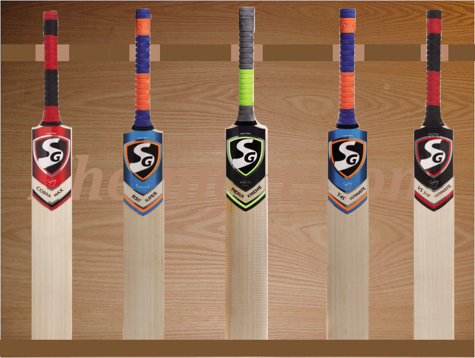 Best SG Cricket Bats