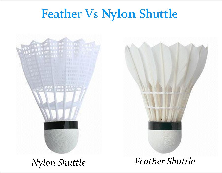 Image result for There are two types of shuttlecocks - plastic and feathered shuttlecocks.