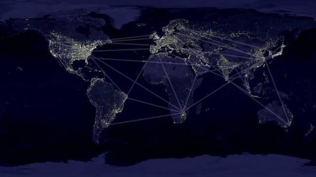 Cloud Networks are worldwide