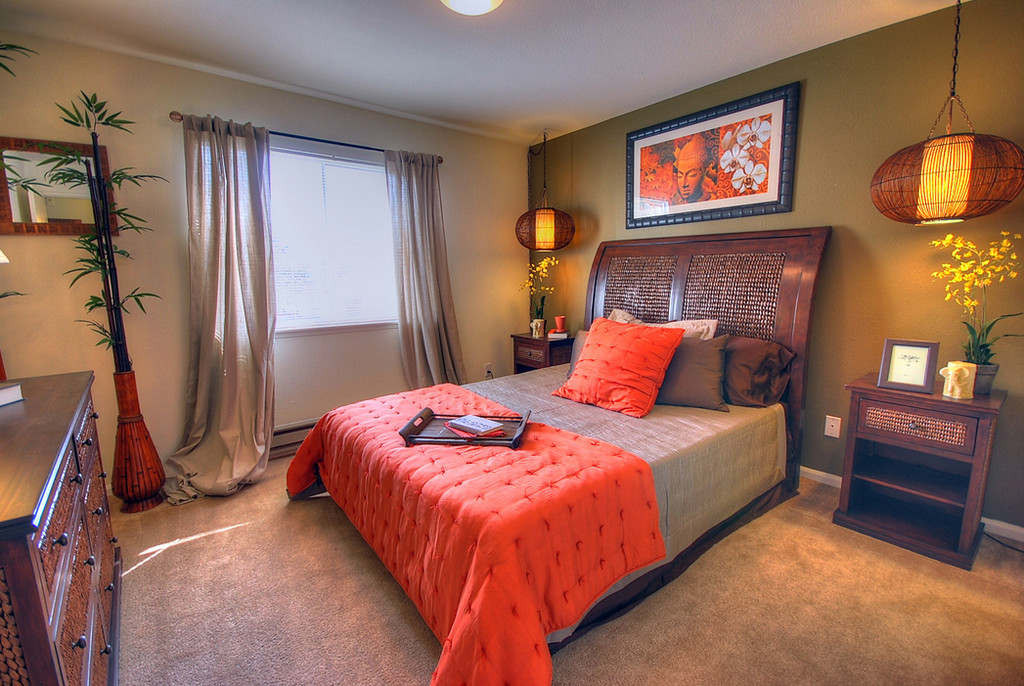 Positive Colors Bedrooms