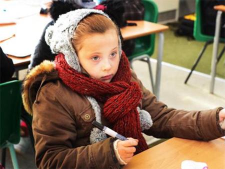 Три школы в Херсоне до сих пор не отапливаются