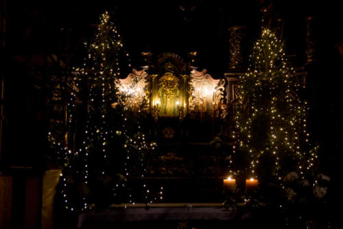 Štědrý den - dětská mše svatá