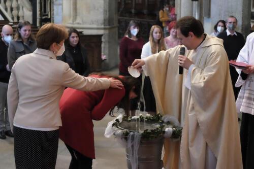 Svátost křtu a biřmování 2021