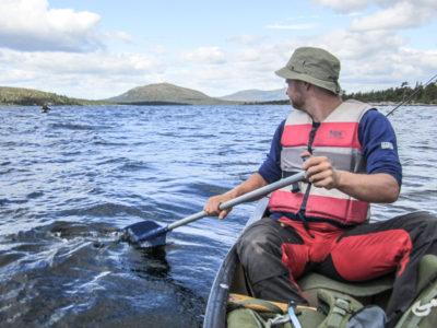 kano, naturoplevelser