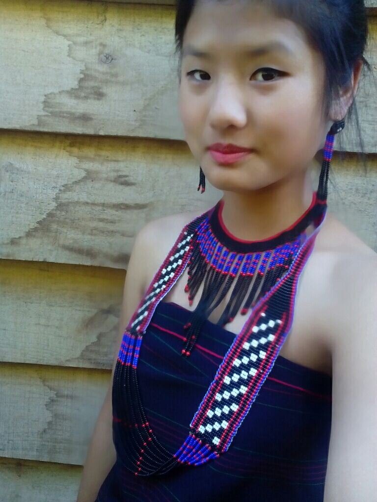 Khiamniungan Naga  Asian  Mongolian by race  Found in
