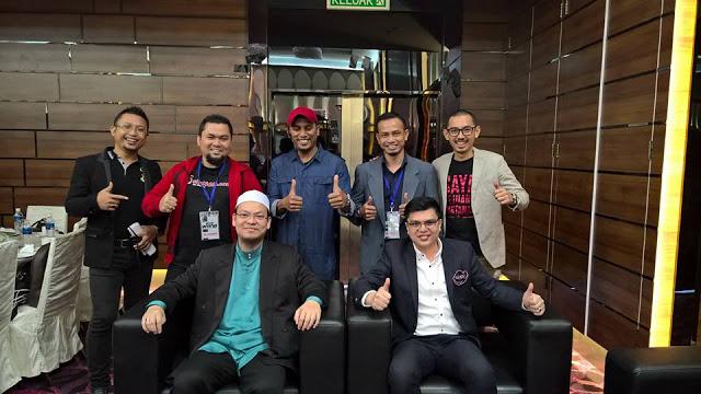Ustaz Dr Zaharuddin, pelaburan patuh syariah