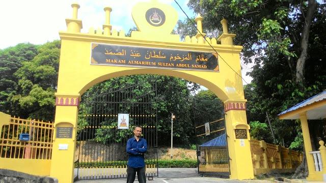 Makam Sultan Abdul Samad