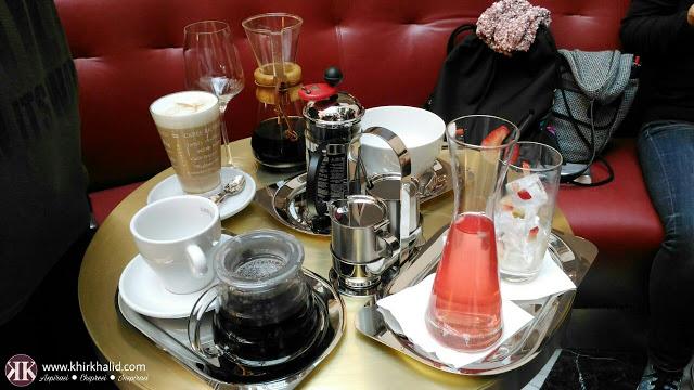 Cafes Richard Sky Avenue, Resorts World Genting,