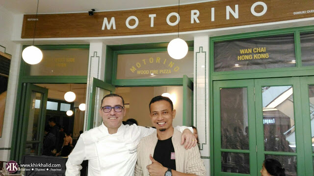 Motorino Pizza Genting Highlands