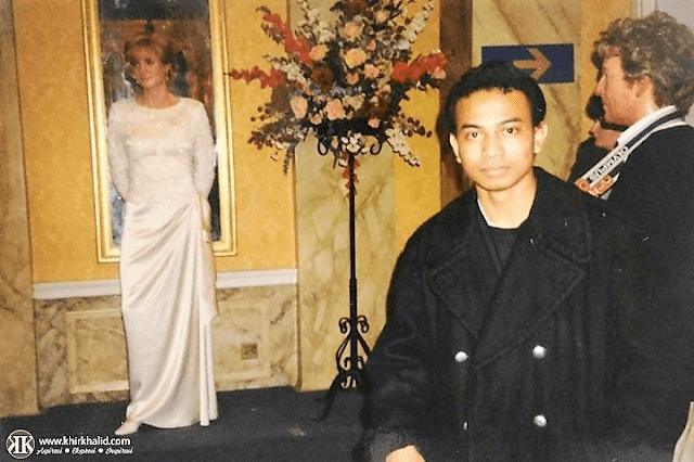 Puteri Diana,  Khir Khalid,