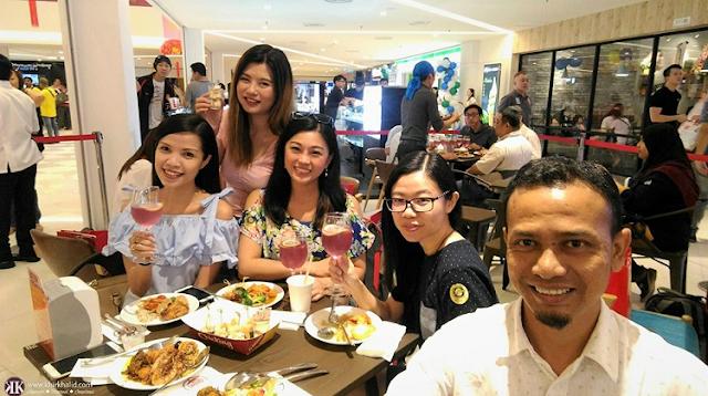 Cheras Leisuremall, MRT Linkbridge Cheras, Blogger Malaysia,