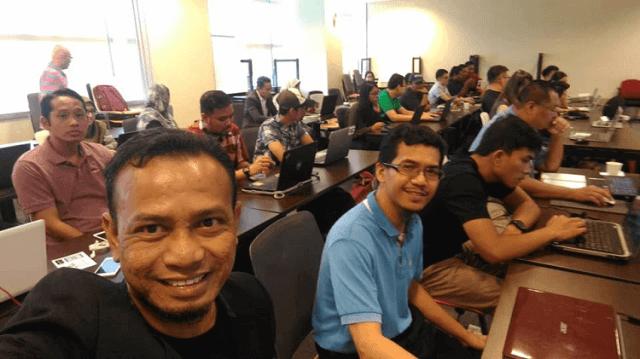 Wordpress Meetup KDC Tech Mahindra Cyberjaya,
