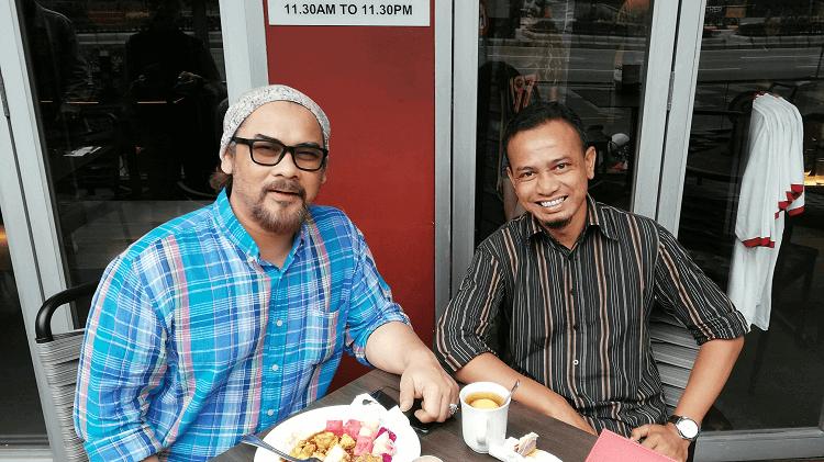 Dato Awie, Sunday Night Live di Hard Rock Cafe Kuala Lumpur, Khir Khalid - Digital Marketer.