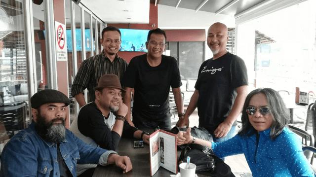 Otai-otai legend di Hard Rock Cafe Kuala Lumpur,