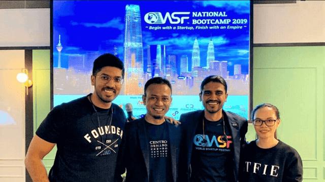 WSF National Bootcamp 2019 Kuala Lumpur, Malaysia.