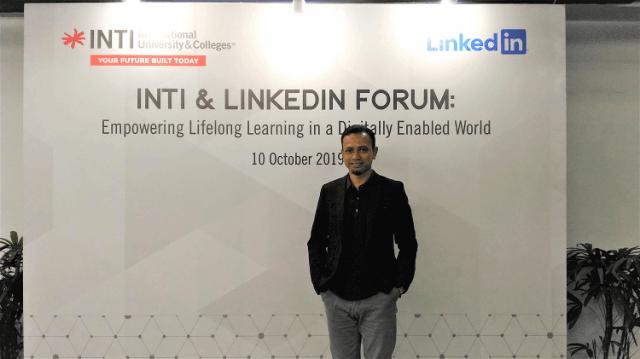 INTI and LinkedIn Forum
