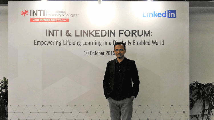 INTI and LinkedIn Forum