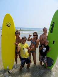 Outer Banks Surf Lessons & Surf Camps