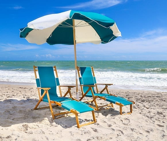 Outer Banks Beach Chair Rentals  Kitty Hawk Kayak  Surf