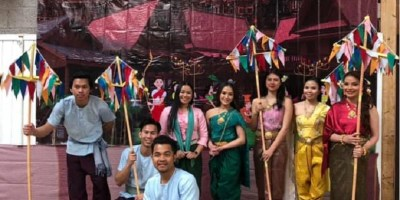 Photo: Khmer New Year in Norway in April 2019