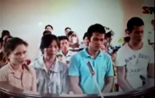 Khmer Krom from Prey Chop stands Trial