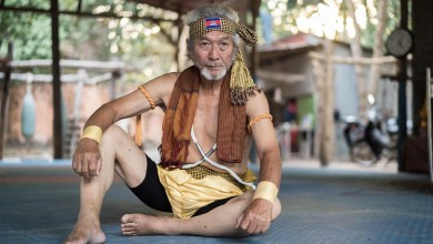 Photo of AT 73, HE'S FIGHTING TO REVIVE THE MARTIAL ART YOU'VE NEVER HEARD OF