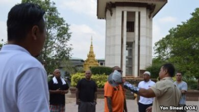 Photo of Cambodian Deportees Down But Not Defeated