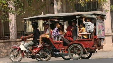 Photo of The Amish tuk tuk drivers of Siem Reap? Whatever happened to them.