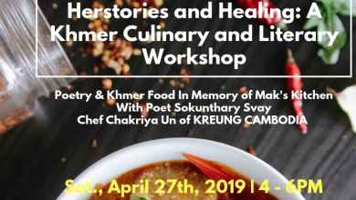Photo of Herstories and Healing: A Khmer Culinary and Literary Workshop