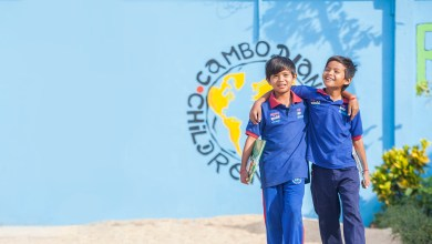 Photo of Cambodian Children's Fund Khmer New Year 2019: The Journey Home