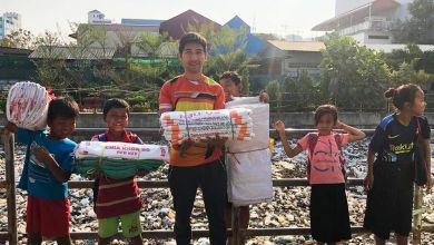 Photo of Rubbish Youths pledge to pursue collection of waste in sewage canal