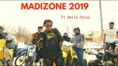 Photo of New Music Video: Davey Tsunami – Madizone 2019 ft Hella Chluy