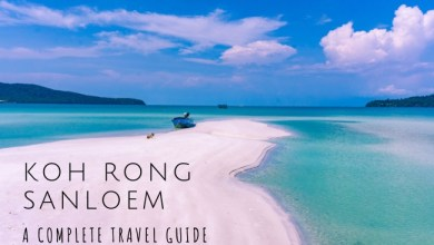 Photo of Koh Rong Sanloem : The Complete Travel Guide