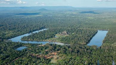 Photo of The fall of Angkor