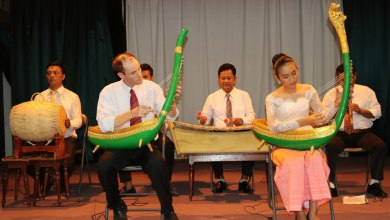 Photo of The classical Khmer music