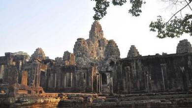Photo of Loneliness of the stone kings in Bayon