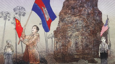 Photo of Cambodia and the great powers