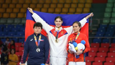 Photo of Cambodia nets fourth gold as medal tally reaches 40