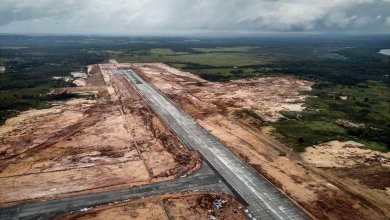 Photo of A Jungle Airstrip Stirs Suspicions About China's Plans for Cambodia