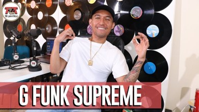 Photo of G Funk Supreme Interview | The Lunch Table
