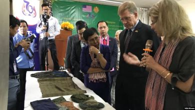 Photo of Khmer Rouge Victims Welcome Preservation of Textiles At Tuol Sleng Museum