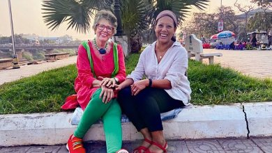 Photo of The emotions overflowed when Prue Leith took a journey to Cambodia in search of her adopted daughter's birth parents