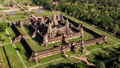 Photo of The Khmer empire temples of Angkor are Cambodian, aren't they?