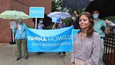Photo of Vanna Howards game-changing state rep victory