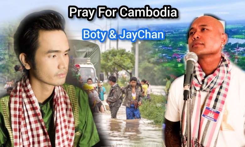 Photo of New Music: Jay Chan & Boty – Pray for Cambodia