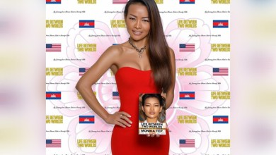 Photo of Former Khmer model to release book on overcoming adversity