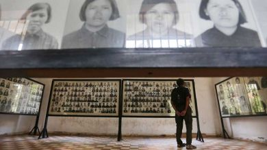 Photo of Over 60,000 documents of Cambodia's Tuol Sleng Genocide Museum go digital