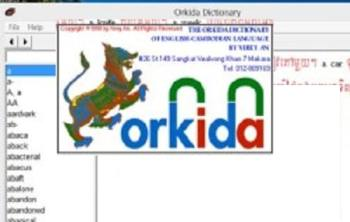 Download Okida English Khmer Dictionary