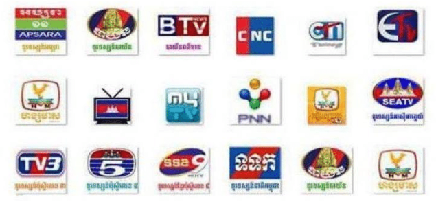 watch live tv on web bower with the official TV cable in Cambodia.