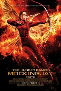 The Hunger Games Mockingjay Part 2 2015 Bluray 720p